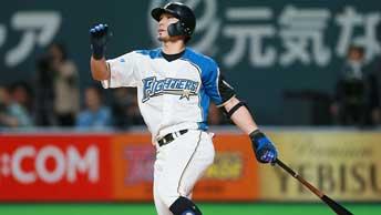 「野球の神様」は存在する。そう思わせる日本ハム・大田の姿