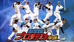 「BS12プロ野球中継」