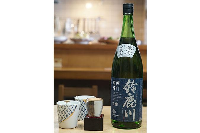 第9話 清水清三郎商店 鈴鹿川 吟醸