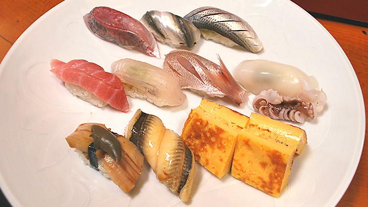 第9話 銀座 二葉鮨  「小肌 寿司に宿る歴史と誇り」