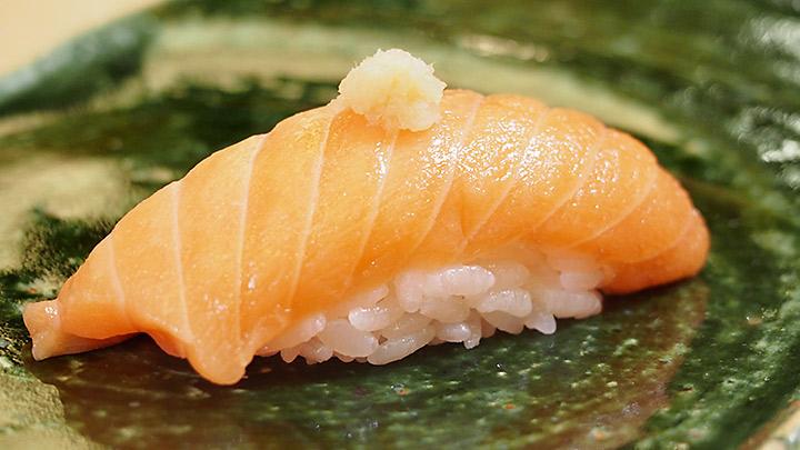 第14話 「すし善 銀座店」鮭児 奇跡の美味、幻のサケ