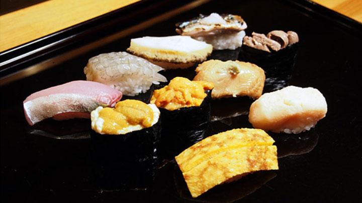 蔵前 幸鮓 「海胆 シャンパンと楽しむ夏の寿司」(見逃し視聴)