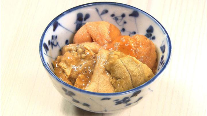 四谷 鮨わたなべ 「海胆 一期一会の四種饗宴」(見逃し視聴)