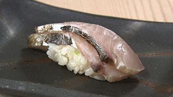 船橋「おかめ鮨」鰆 心躍る美味(見逃し視聴)