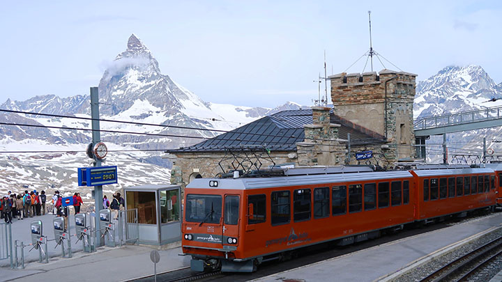 とっておきのスイス旅のサムネイル