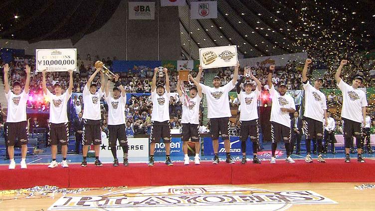バスケ日本一への軌跡!アイシン三河王座奪還のサムネイル