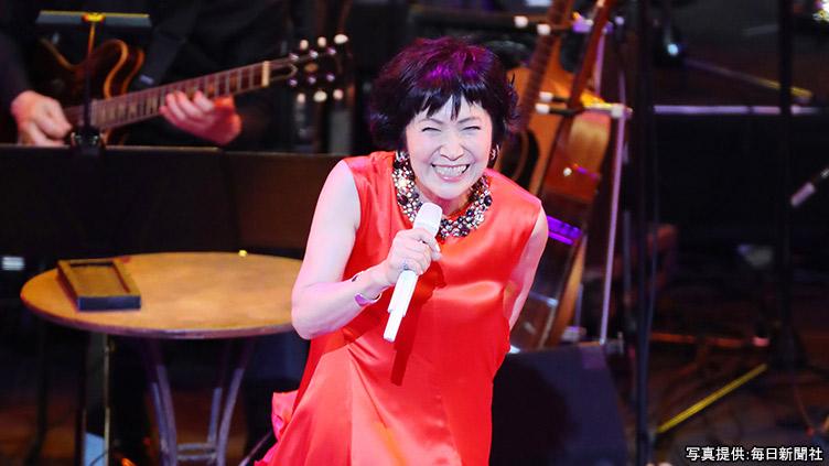 森山良子チャリティーコンサート~生きる2016~のメインビジュアル