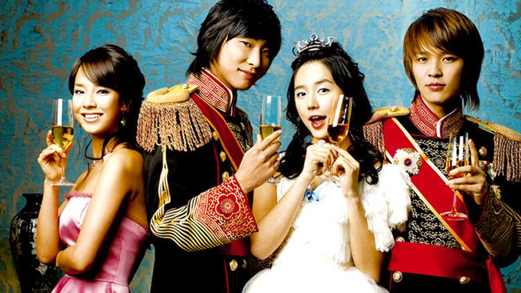 韓国ドラマ「宮~Love in Palace」のサムネイル