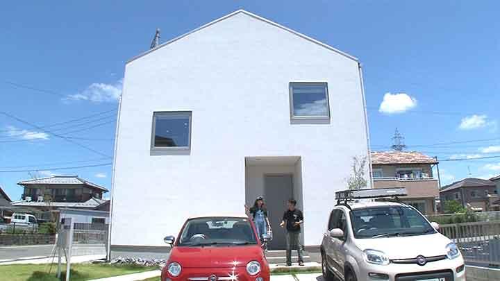 住宅革命 スキップフロアで景色が変わる casa skip BS12 トゥエルビ 8月5日(日)ひる2時30分から放送のサムネイル