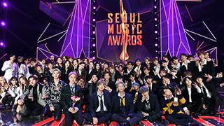 "BTS、SEVENTEEN、EXO、TWICE、他豪華アーティスト出演! BS12 トゥエルビで3夜連続 ""K-POPナイト"" 6月10、11、12日よる7時~放送のサムネイル"