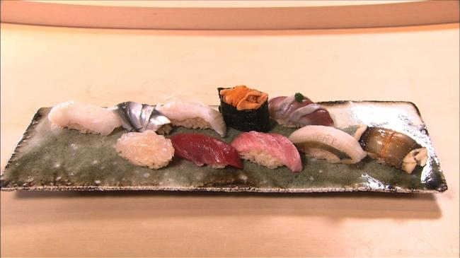 『早川光の最高に旨い寿司』8月前半のラインナップ!のサムネイル