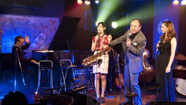 「BS12歌謡ナイト jazzyなライブショー」2時間特番放送決定!のサムネイル