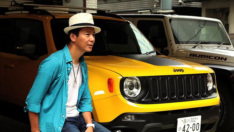 BS12 トゥエルビ新番組「『未来愛車』~9th future JeepR Renegade~」のサムネイル