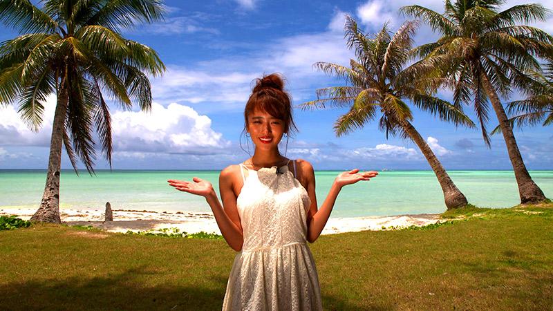 BS12トゥエルビ新番組「サイパン極上のヒトトキ ~近藤千尋ナビゲート~ 」なりたい顔No.1モデルが紹介する極上リゾートのサムネイル
