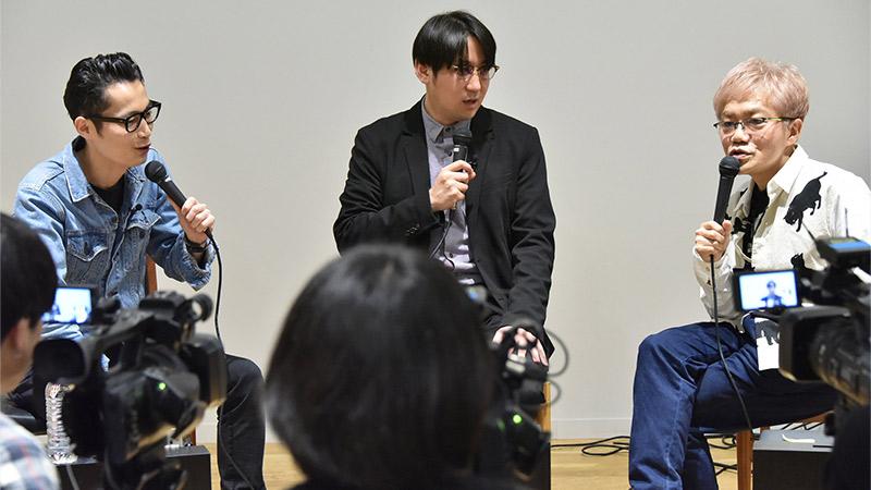"「BOOKSTAND.TV」番組初の公開収録レポート ~水道橋博士が語る音楽業界の未来、そして""お笑い芸人論""~のサムネイル"