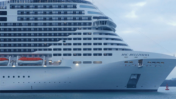 クルーズ・ザ・ワールド7 ~最新鋭のイタリア客船で行く ヨーロッパクルーズ~ 5月3日(金)あさ5時00分放送のサムネイル