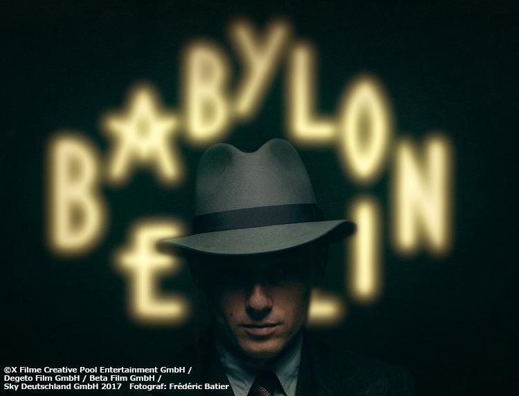 バビロン・ベルリンのメインビジュアル
