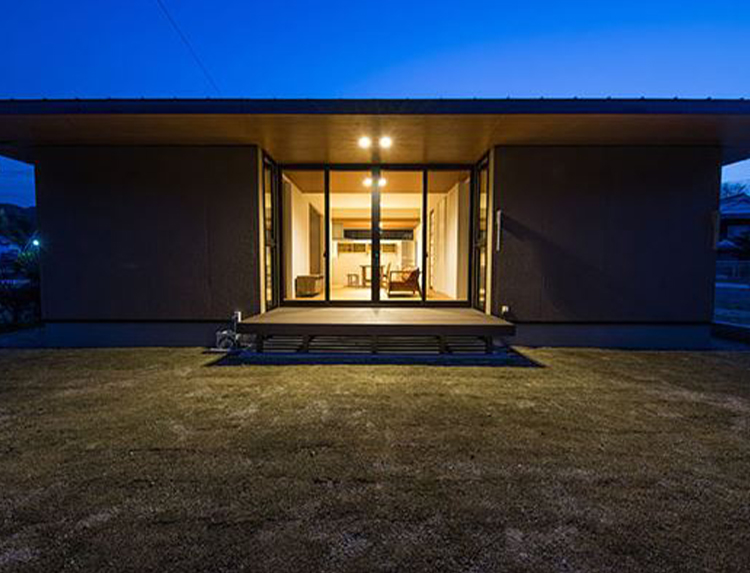 住宅革命 永年満足の平屋casa piattoのメインビジュアル