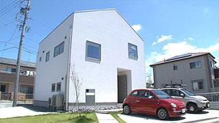 住宅革命 スキップフロアで景色が変わる casa skipのサムネイル