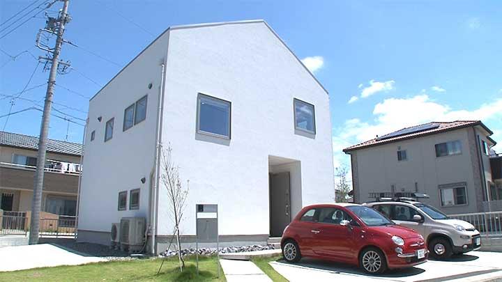 住宅革命 スキップフロアで景色が変わる casa skipのメインビジュアル
