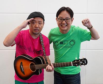 マキタスポーツ&スージー鈴木