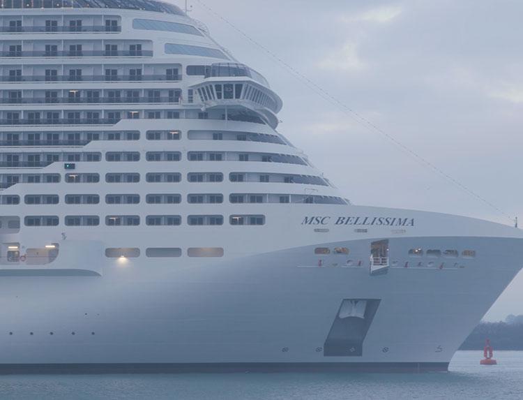 クルーズ・ザ・ワールド7 ~最新鋭のイタリア客船で行く ヨーロッパクルーズ~のメインビジュアル