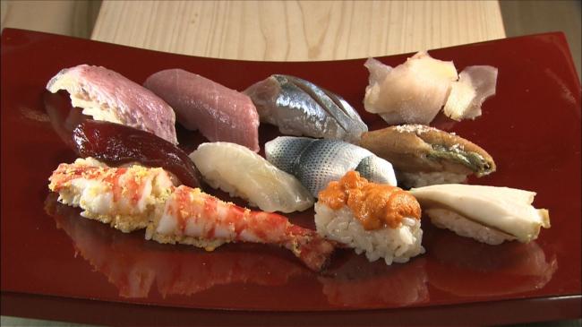 『早川光の最高に旨い寿司』9月前半のラインナップ!のサムネイル