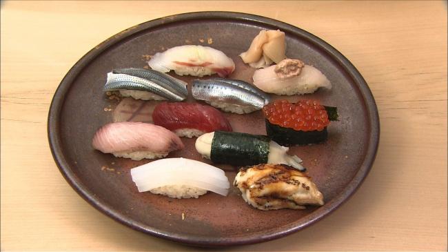 寿司専門番組『早川光の最高に旨い寿司』10月後半のラインナップ!のサムネイル