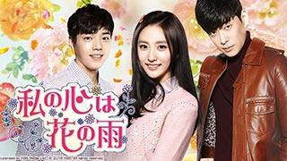 韓国ドラマ「私の心は花の雨」のサムネイル