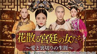 中国ドラマ「花散る宮廷の女たち~愛と裏切りの生涯~」のサムネイル