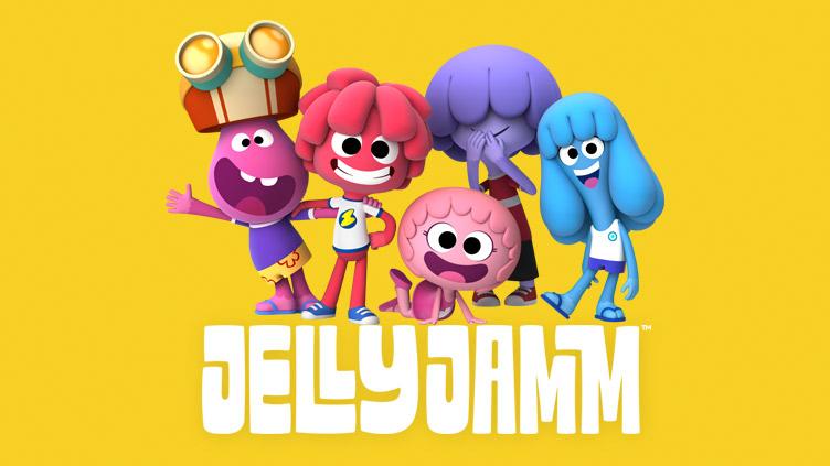世界中の子供に愛されてきた多文化体験アニメ『ジェリージャム』(二か国語)が日本初登場!のサムネイル