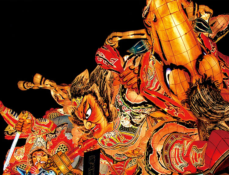 ダイドードリンコスペシャル 日本の祭りのメインビジュアル