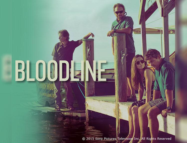 BLOODLINE(金曜キラー通り)のメインビジュアル