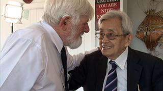 映文連アワード2019 審査員特別賞受賞 BS12スペシャル「核の記憶 89歳ジャーナリスト 最後の問い」のサムネイル