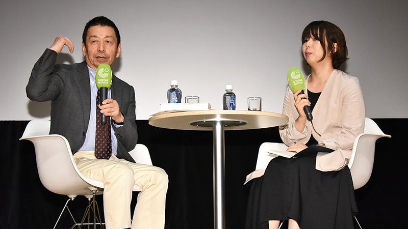 日本初放送記念! 「ドラマ『バビロン・ベルリン』プレミア上映会」 オフィシャルレポート