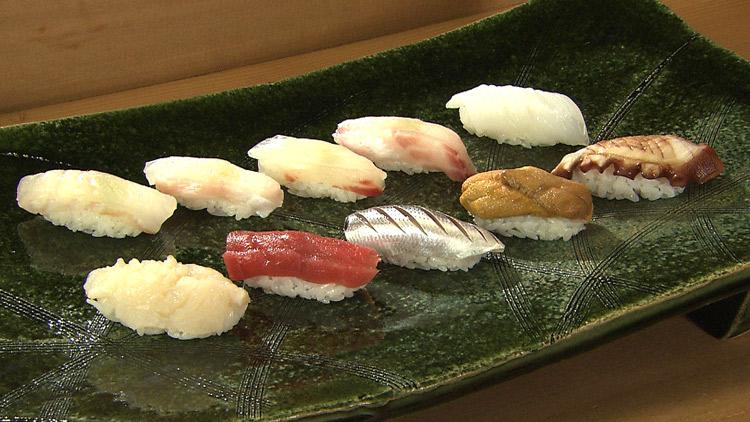 TV初登場の名店も訪ねます!寿司専門番組『早川光の最高に旨い寿司』が九州初上陸!のサムネイル