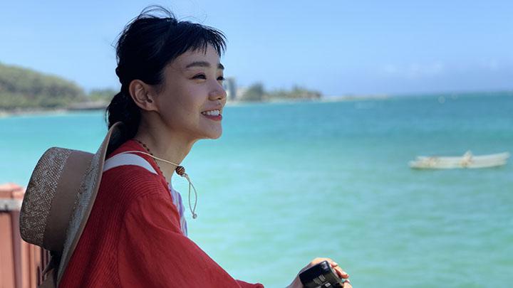 NEXT TRiP ~天国に一番近い島・ニューカレドニア編~のメインビジュアル
