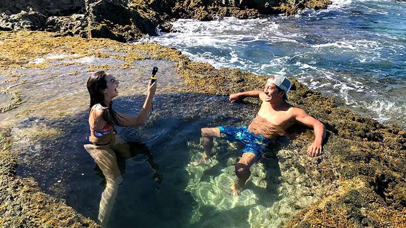 #32「楽しみいっぱい!ウエストサイドビーチの楽しみ方」