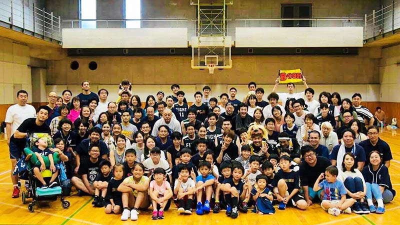 「苦境の人々にバスケットの喜びを」田渡凌(横浜)が個人プロジェクトを始動!