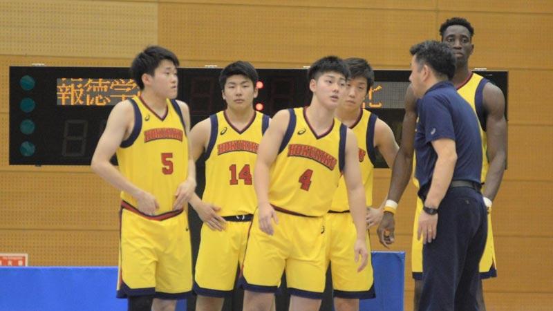 北陸 高校 バスケ