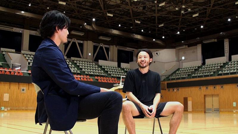 高校時代からの盟友である田臥選手と渡邉さん。初の対談の内容に是非ご期待ください!