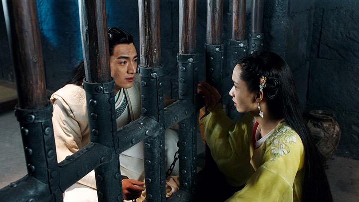 第14話「牢の中の二人」