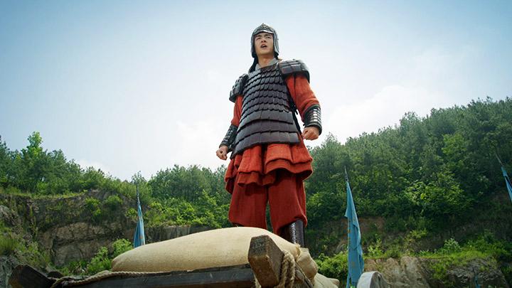 第28話「磐河(ばんか)の戦い」