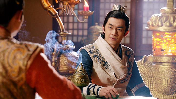 第51話「劉(りゅう)家と孫(そん)家の婚儀」