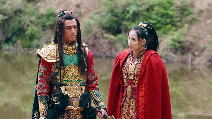 第58話「子龍(しりゅう) 花婿になる」