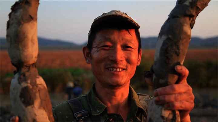 舌尖上的中国 A Bite of China #1 「自然の贈り物」