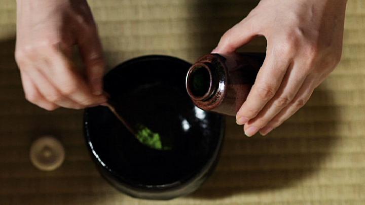 茶-The Tea-#1 土と指先の芸術