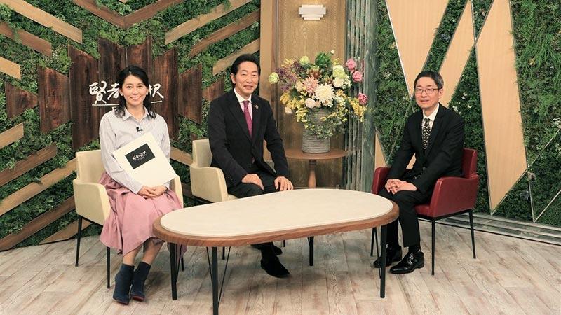 ゲスト:覚道清文 (Dynabook株式会社 代表取締役社長CEO)