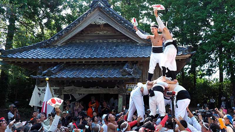 #380 長者・中根十三社祭り(2019)【千葉県】