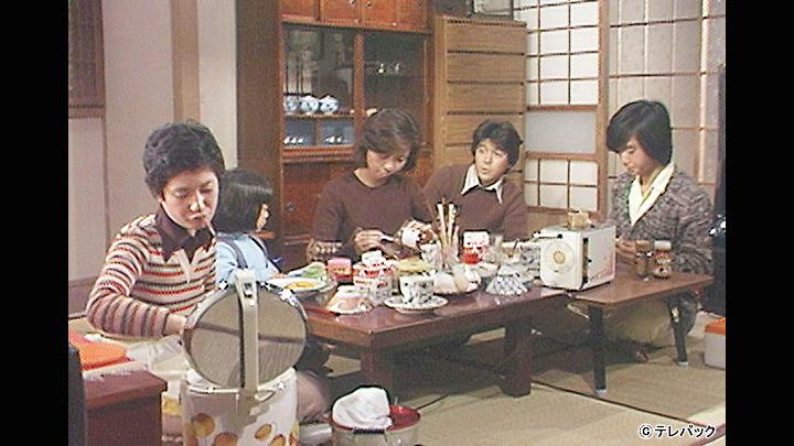 第4話 集子はテンテコマイ欣太郎はホームシック...。?